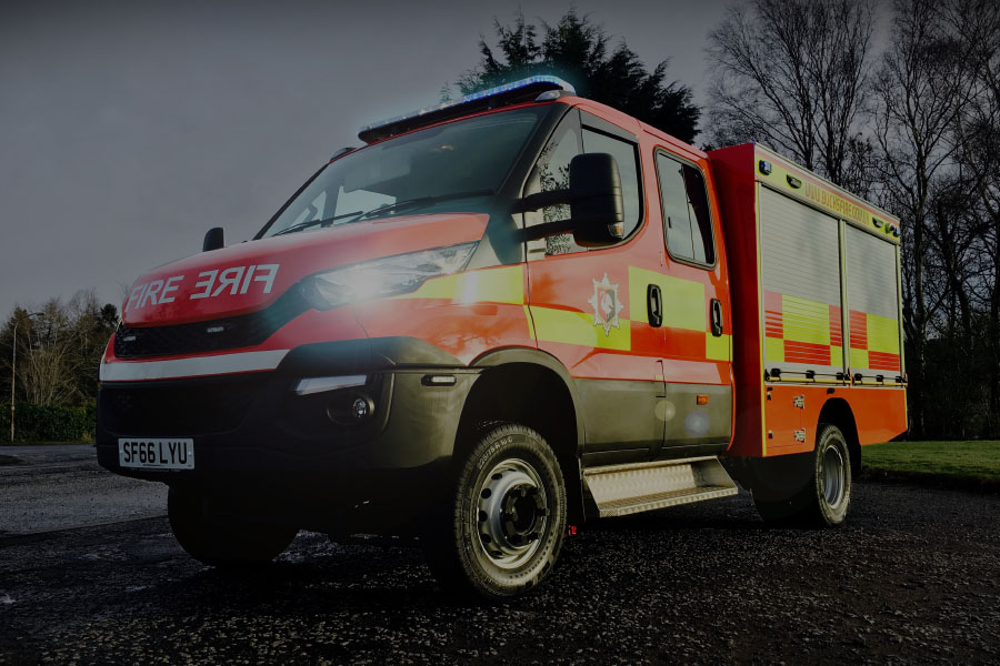 Emergency One - Fire Rescue & Emergency Vehicles