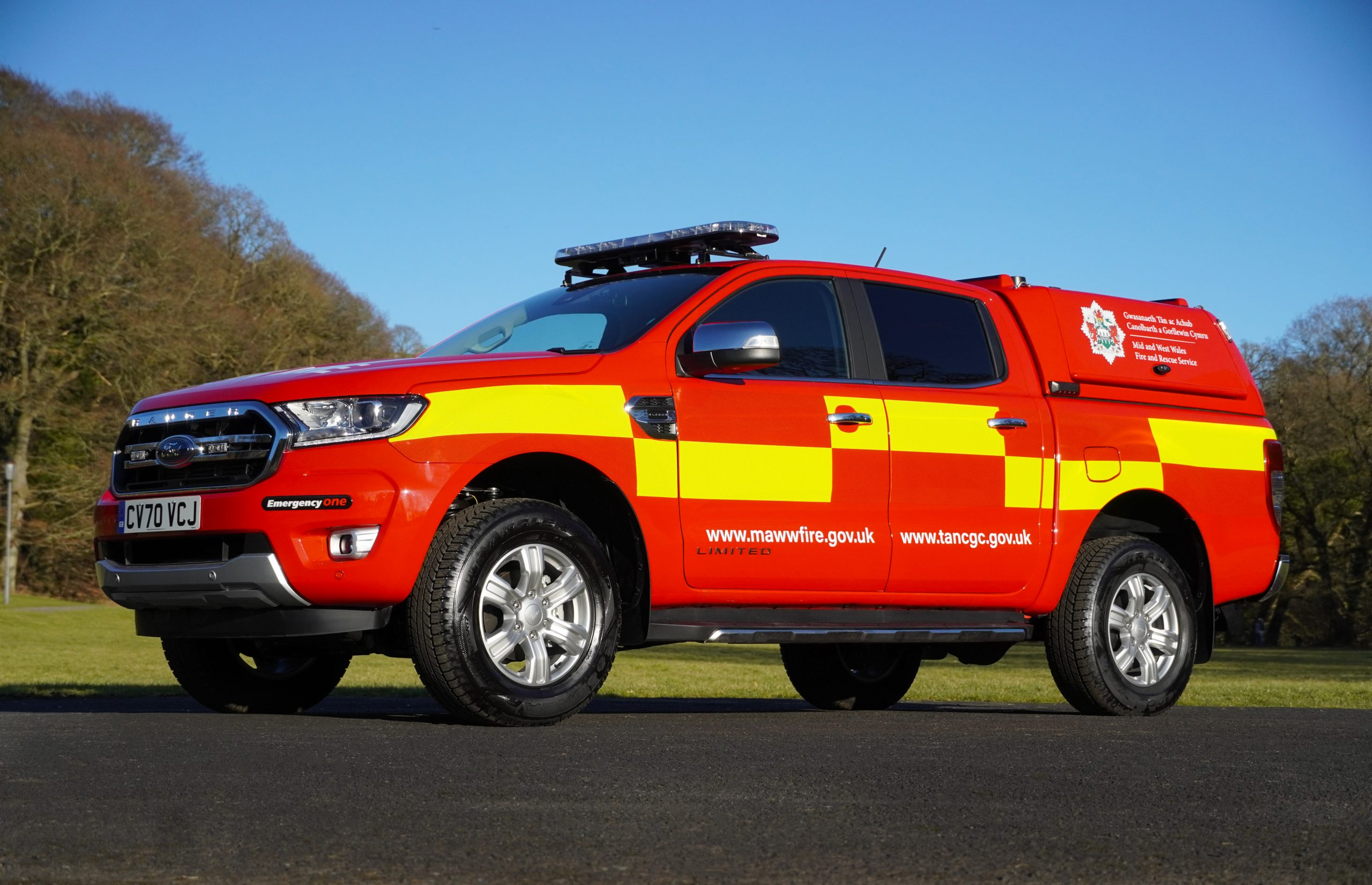 Emergency One fire and rescue vehicles, manufacturing, ford ranger , rapid response